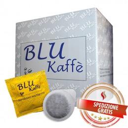 1200 Cialde Caffè Ristretto BLU KAFFÈ Filtro Carta ESE 44 mm