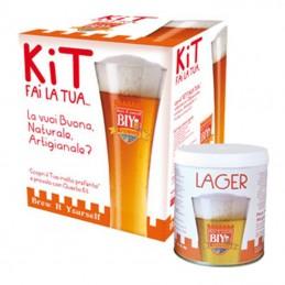 KIT FAI LA TUA Birra Artigianale BIY Base