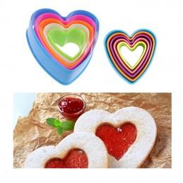 Stampo per Biscotti Formina per dolci Forma Cuore BRANDANI